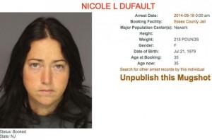 nicole-dufault-mugshot
