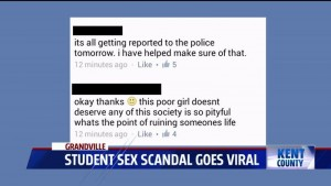 Student Sex Scandal