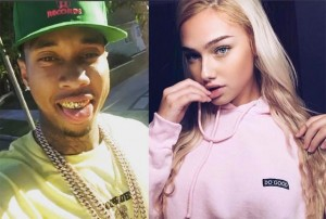 Tyga And Molly Omalia